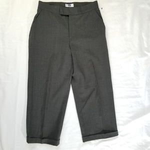 GAP Factory Store Cropped Pants Women Size 2